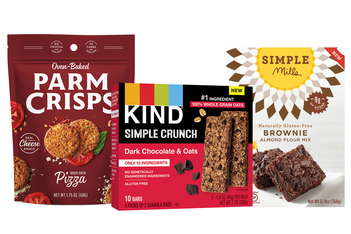 Twelve new bakery and snack products launching at Expo West