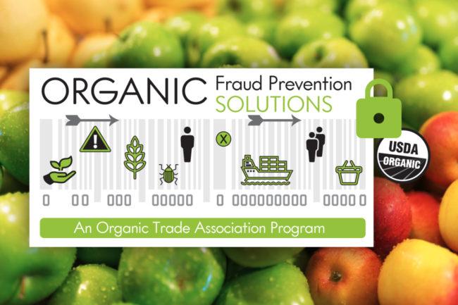 OTA Organic Fraud Prevention Solutions