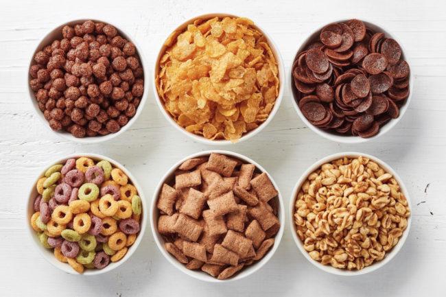 Gat Foods Fruitlift cereal