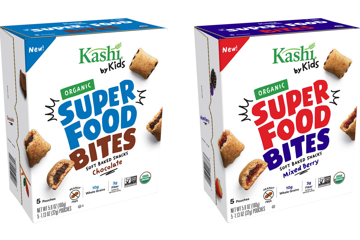 Kashi teams up with gen-z influencers to create new snack