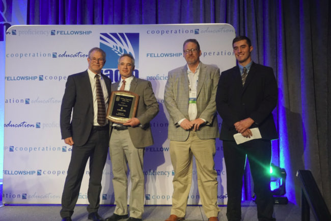 IAOM Milling Operative of the year