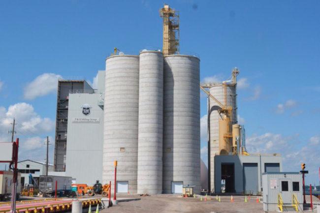 Parrish & Heimbecker Hamilton flour mill