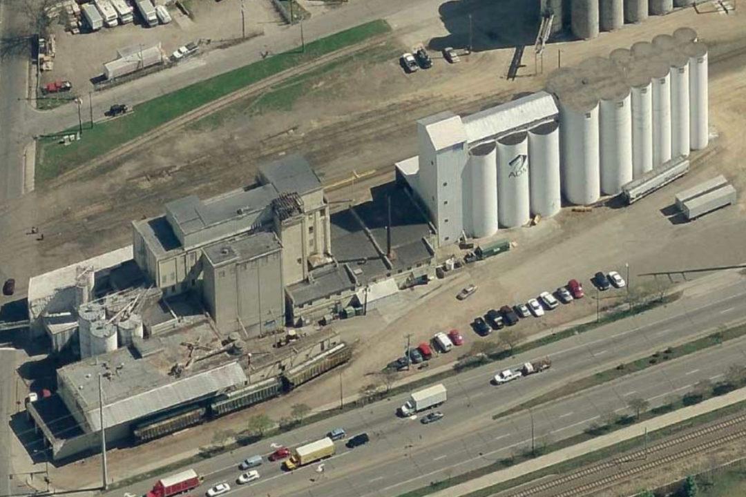 ADM Nokomis mill in Minneapolis