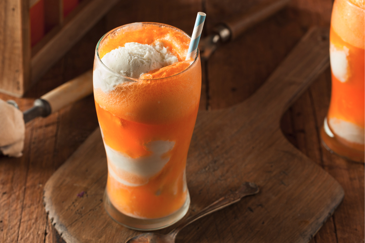 Axiom Foods orange creamsicle beverage