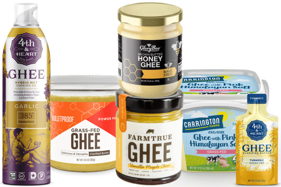 Ghee keto products