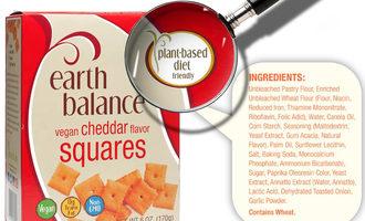 Earthbalancesnackingredients lead