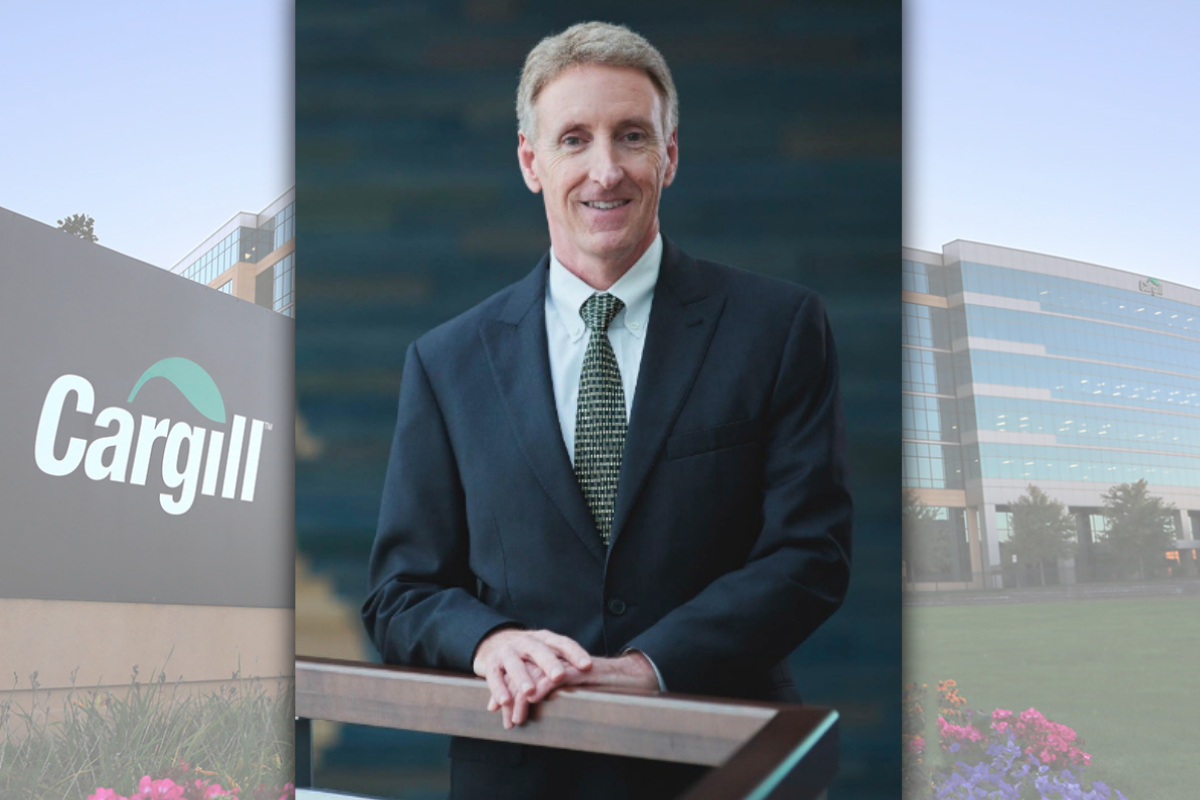 Stone To Lead Global Ag Supply Chain At Cargill