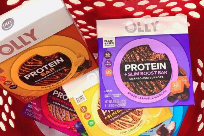 Olly Protein Bars, Olly Nutrition