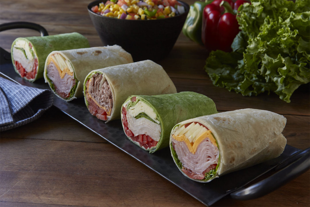 Corbion tortilla wraps