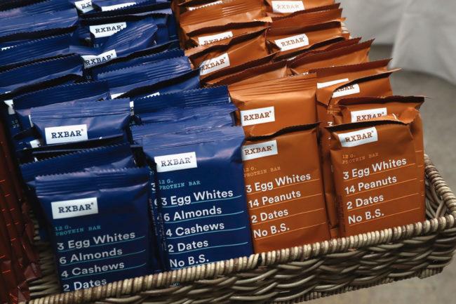 RXBAR recalled flavors, Kellogg