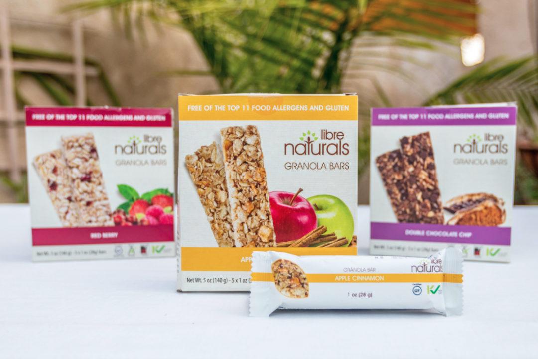Libre Naturals allergen-free snacks