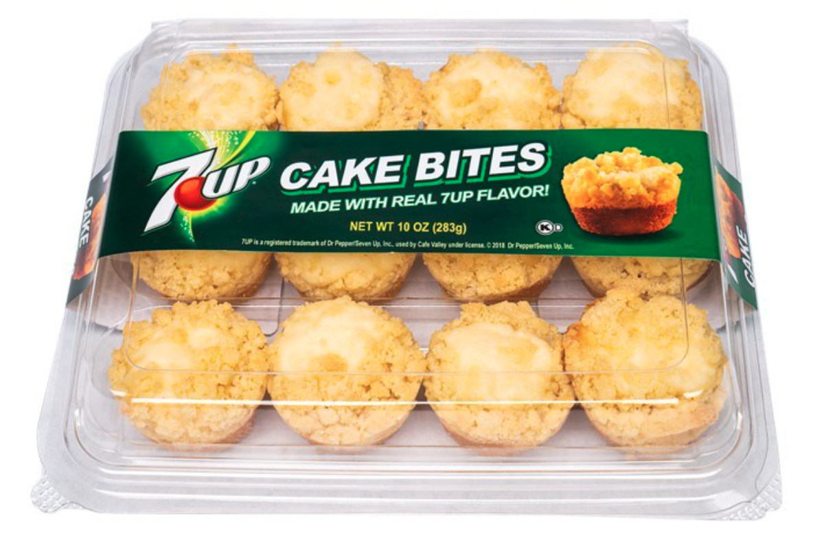 Cafe Valley Bakery 7UP Cake Bites