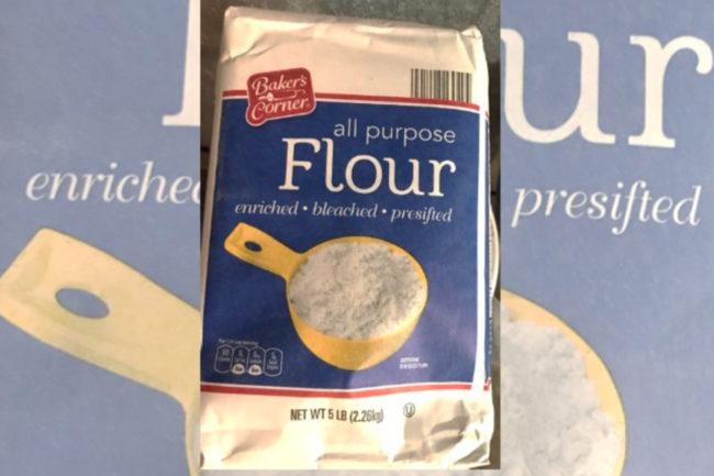 Aldi ADM flour recall
