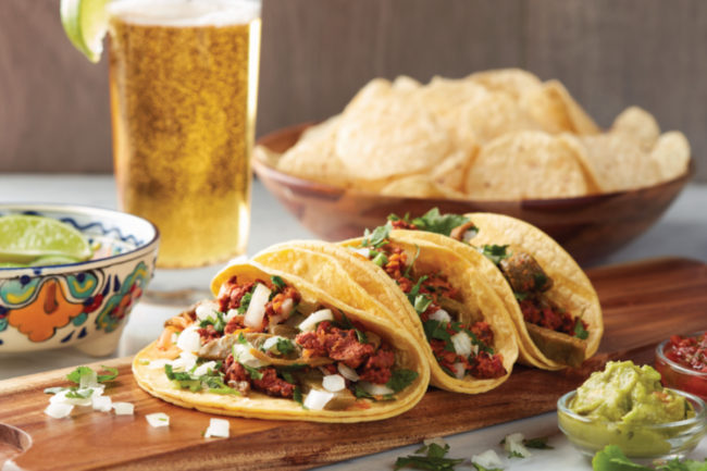 LifeLine Foods corn masa flour tacos