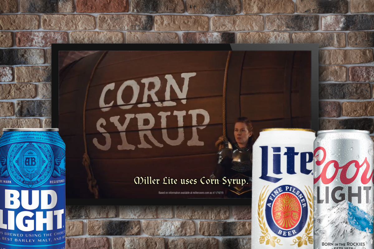 MillerCoors and Anheuser-Busch lawsuit
