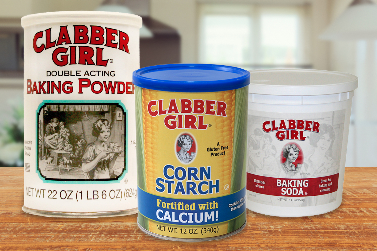 Clabber Girl baking products