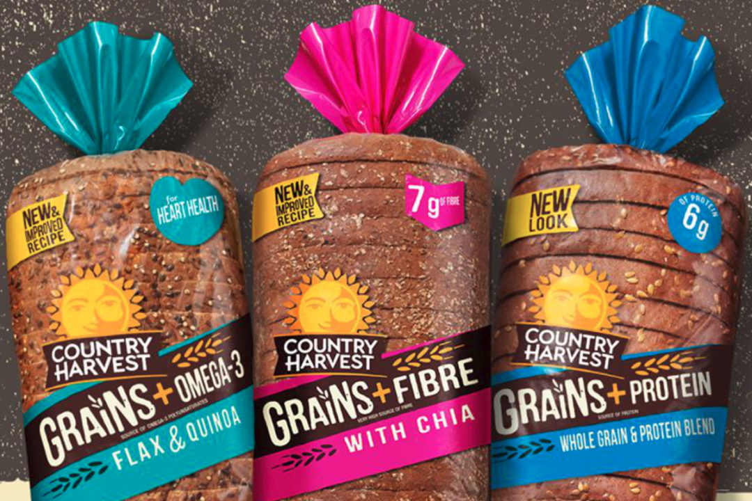 Country Harvest bread, Weston Foods