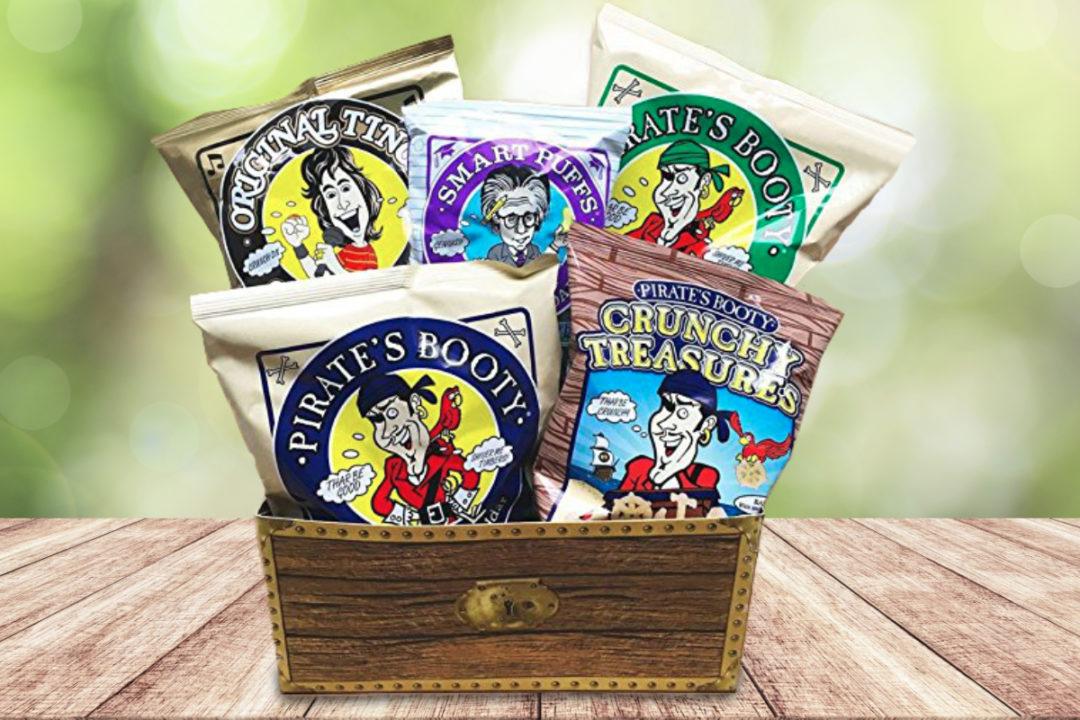Pirate Brands snacks
