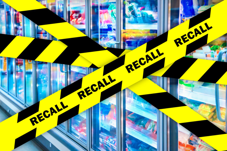 Food Recalls Down On Fewer Safety Inspections