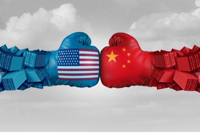 U.S. China tariff war