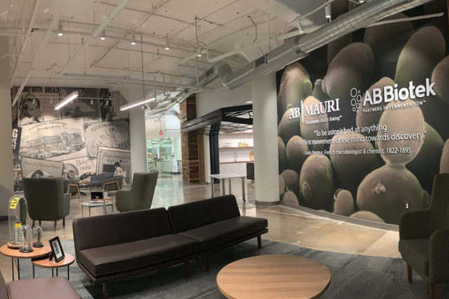AB Mauri North America St. Louis headquarters expansion