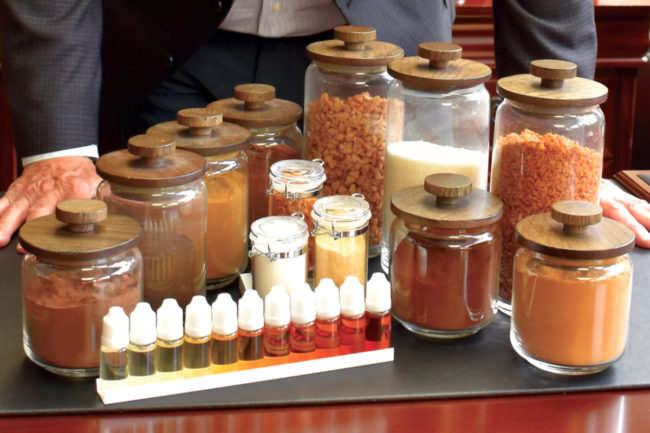 Caramelized sugar products from Enterprise Food Products