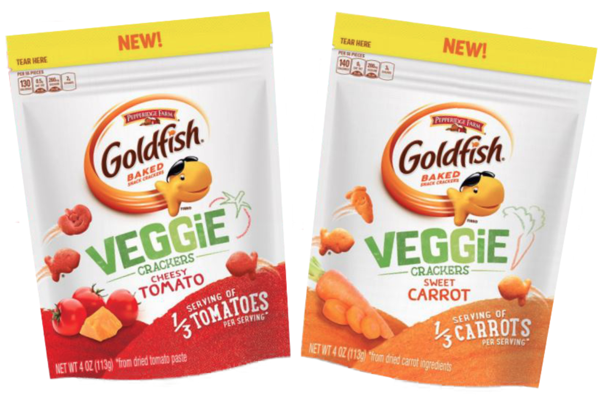 Pepperidge Looks To Unleash The Growth In Goldfish 2019