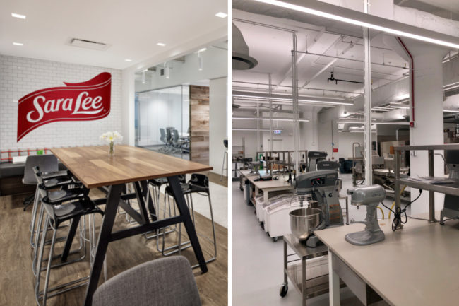Sara Lee Frozen Bakery expanded headquarters