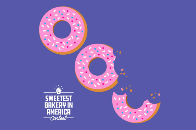 Dawn Foods Sweetest Bakery in America contest