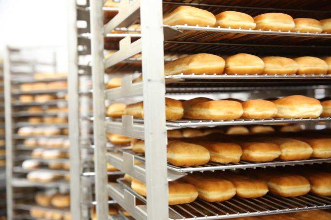 Doughnut Peddler