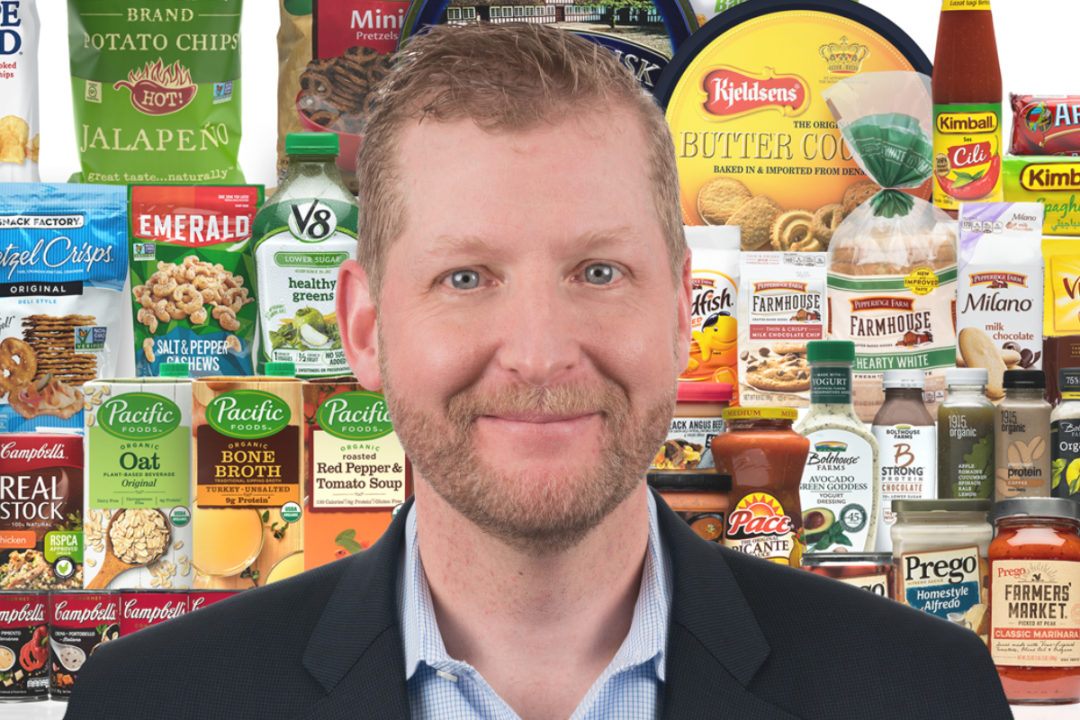 Chris Foley, Campbell Soup