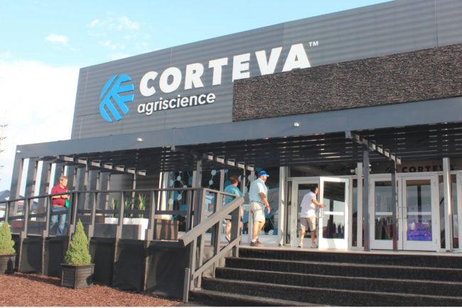 Corteva Agriscience facility