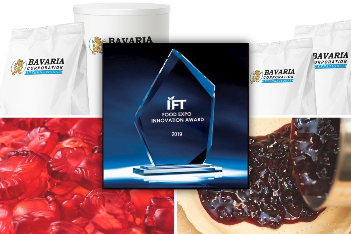 Three ingredient innovators honored by the I F T  | 2019-06