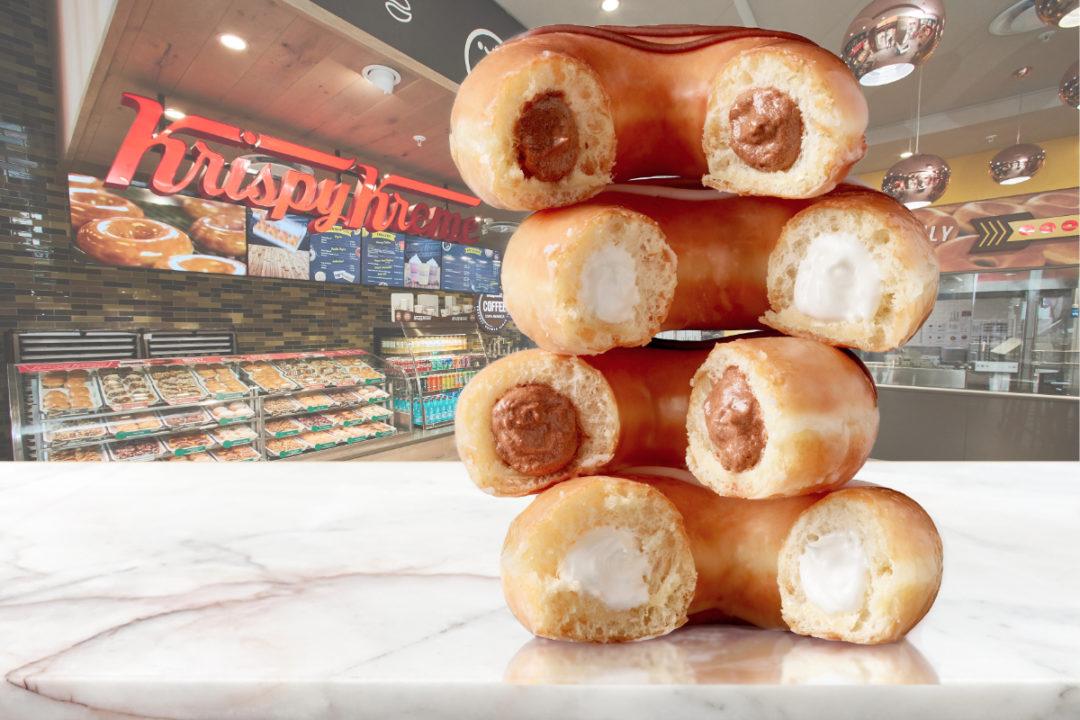 Krispy Kreme Doughnut Corp. Original Filled Doughnut