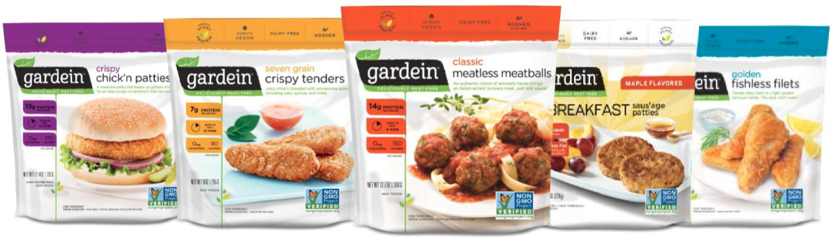 Gardein plant-based products, Conagra Brands