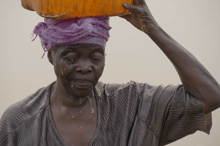 DRC farmer