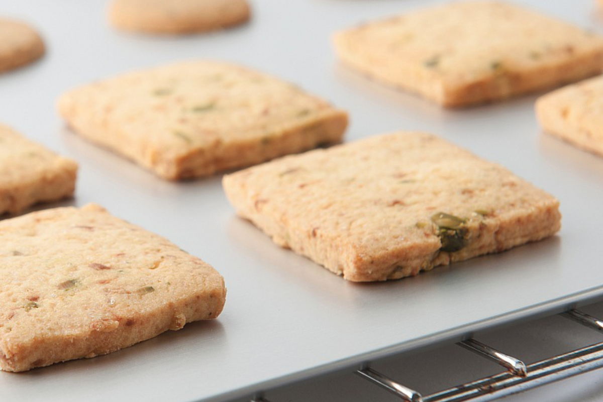 Cargill plant-based biscotti