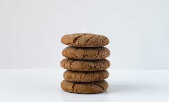 Ginger crinkle cookies source sunsweet ingredients 1
