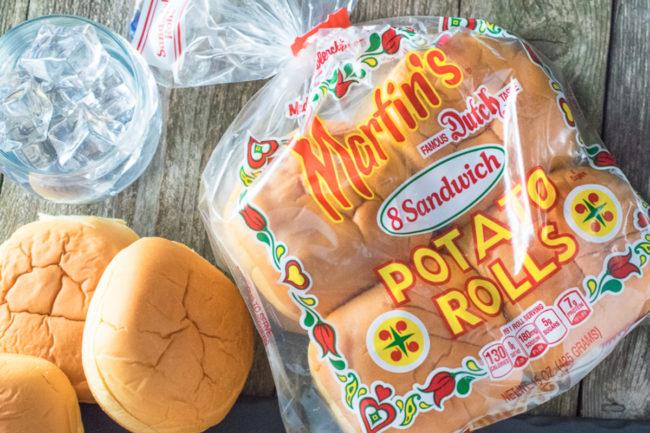 Martin's Famous Pastry Shoppe potato rolls