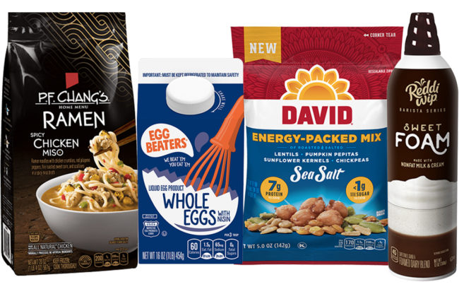 Conagra Brands products