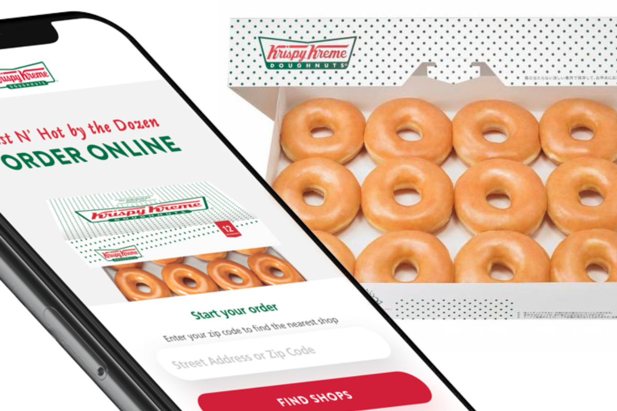 Krispy Kreme launches home delivery service | 2019-07-02 | Baking