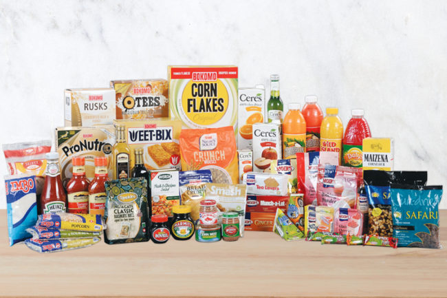 Pioneer Foods brands
