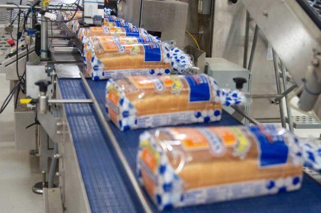 Klosterman bread production