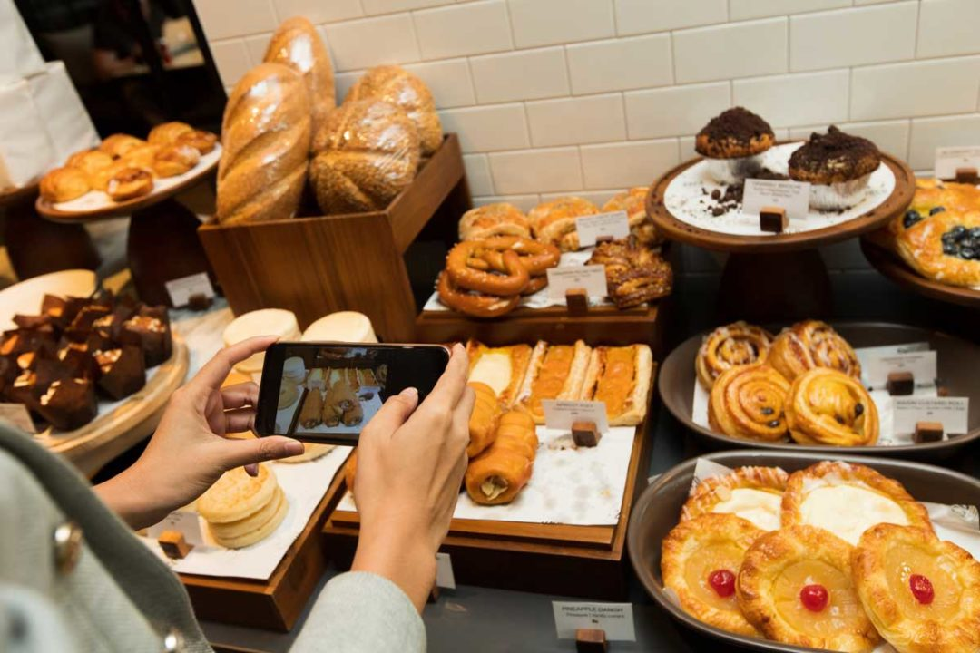Asia Bakery Trends