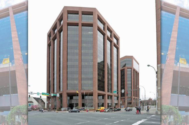 Bunge global headquarters in White Plains, NY
