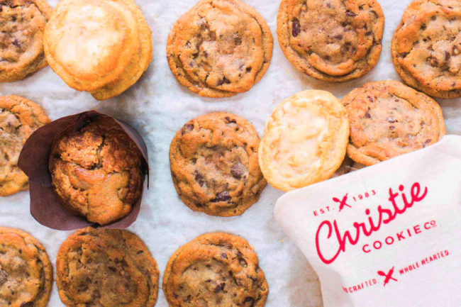 Christie Cookie Co. cookies