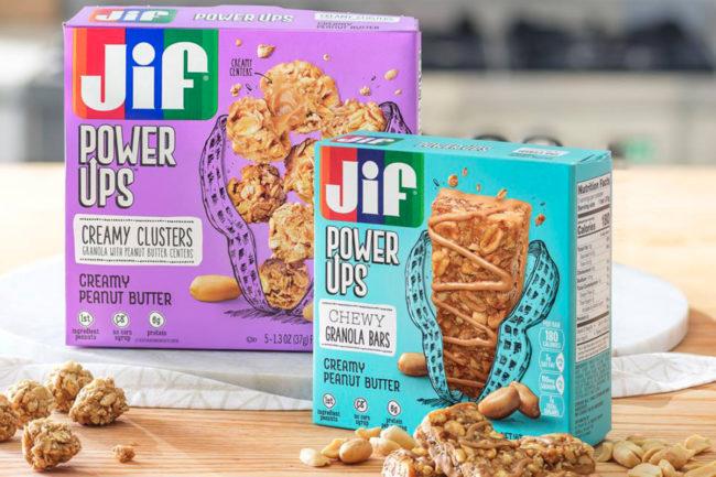 Jif Power-Ups