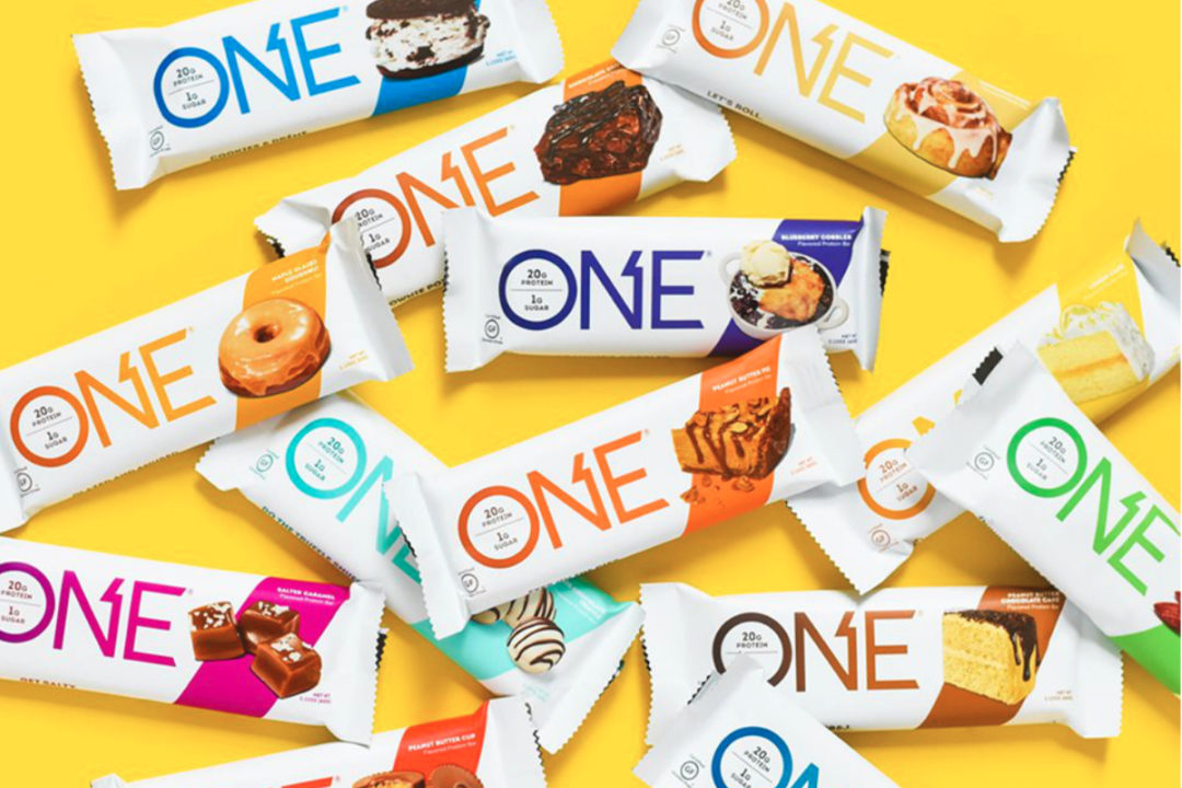 One Brands bars