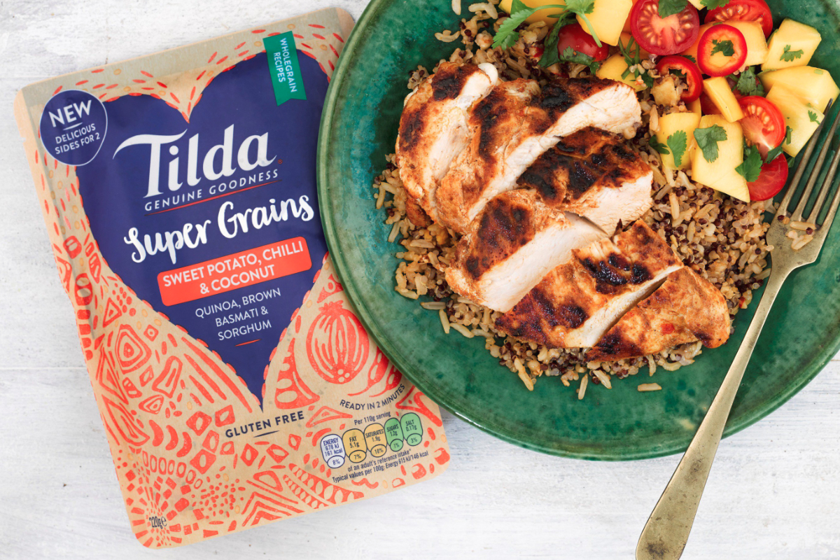 Tilda Super Grains rice