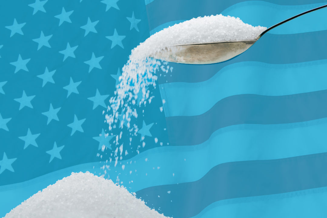 USA sugar